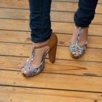 Top Sourpuss+ Sac et chaussures Iron Fist